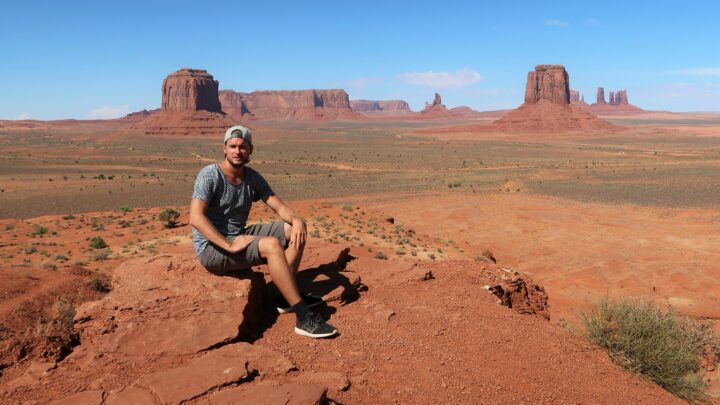 Monument Valley met de Camper