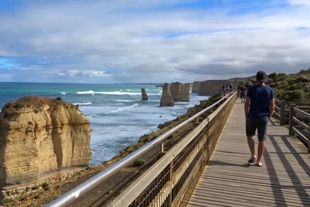 Australië: the Great Ocean Road
