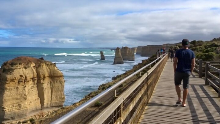 Australië: the Great Ocean Road