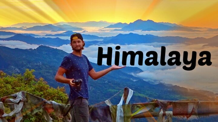 Hiking in de Himalaya's