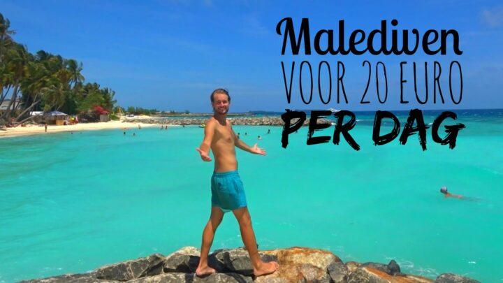 Backpacken op de Malediven