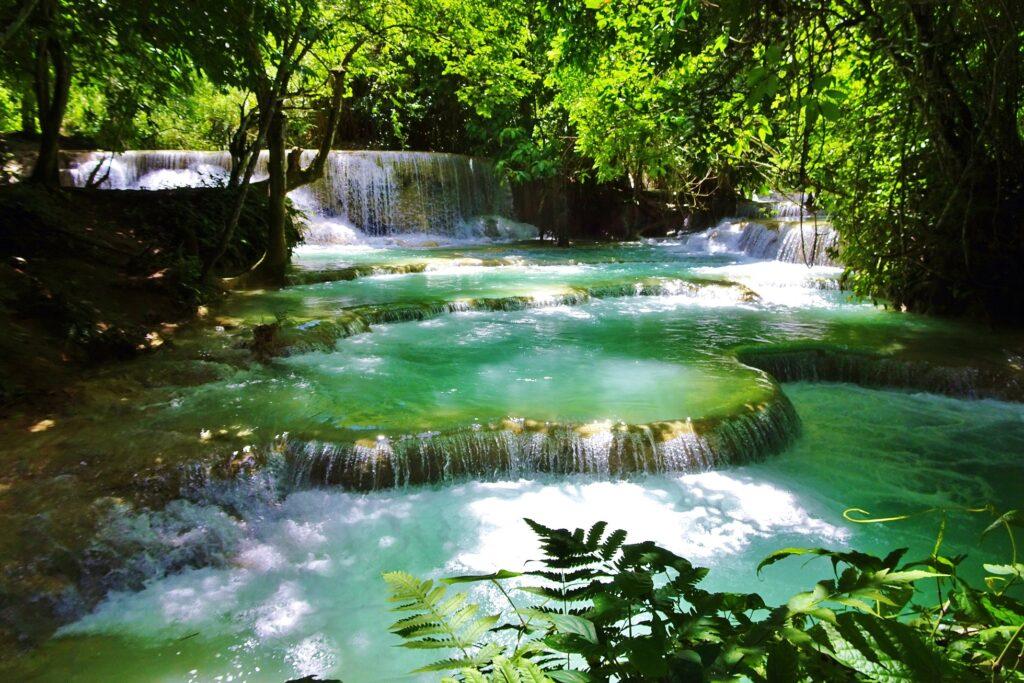 Backpacken Laos, de wonderschone natuur is uitnodigend!