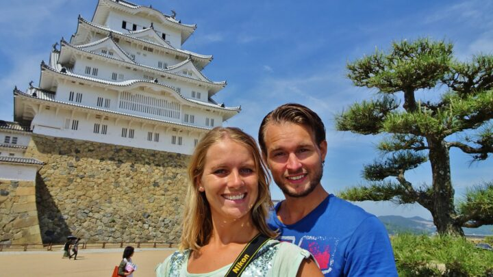 Droomkastelen en Seks-hotels in Himeji, Japan