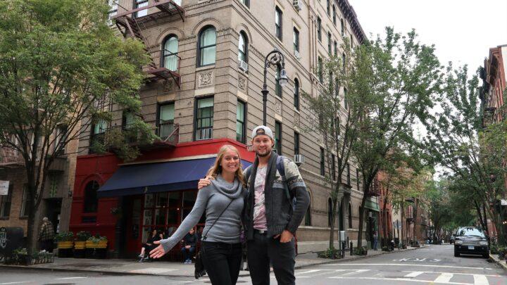 Een bijzonder 'vriendelijk' gebouw in New York