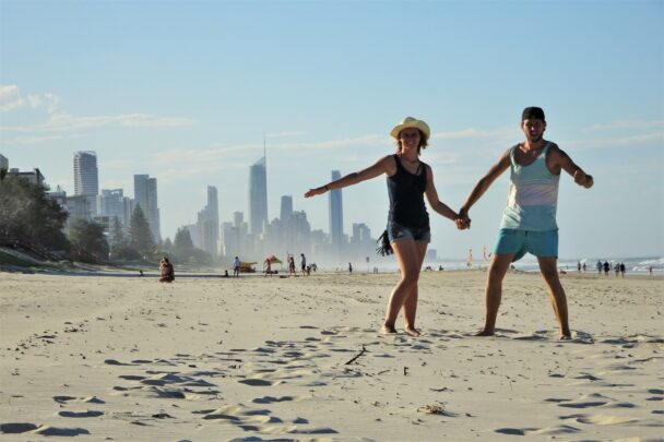 Australië: Surfers Paradise in Gold Coast