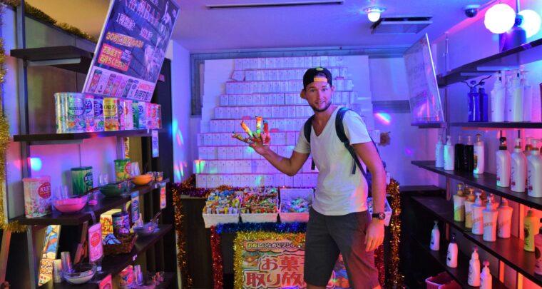 Japan: van Osaka naar Himeji tussen robot-restaurants en sekstoys