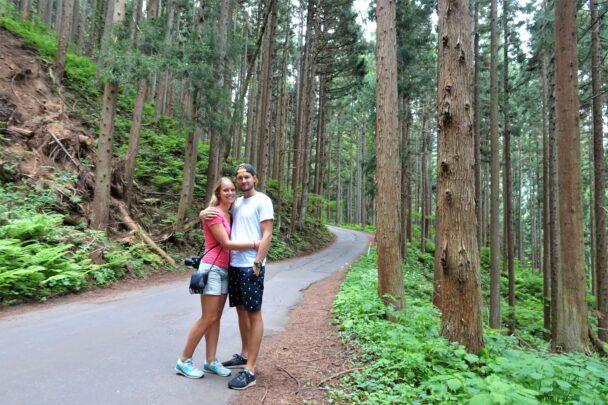De Japanse Alpen: blote mannen en apen in een jacuzzi