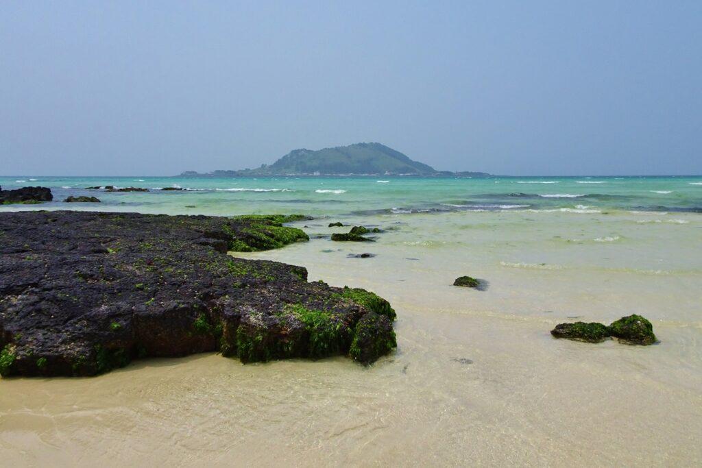Als je gaat backpacken in Korea is Jeju echt iets dat je niet mag missen.