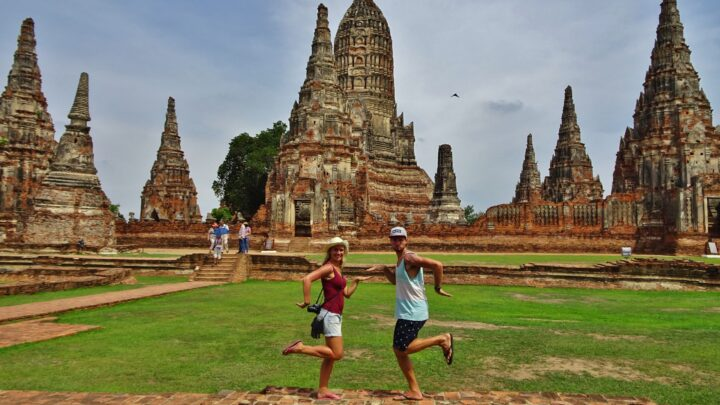Backpacken in Noord-Thailand: Safari's, Indiana Jones tempels en Longnecks