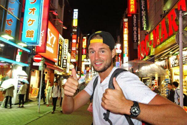 Tokyo: de drukste stad op aarde met de beste sushi