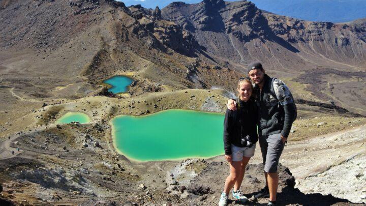 Nieuw-Zeeland's mooiste hike: de Tongariro Crossing