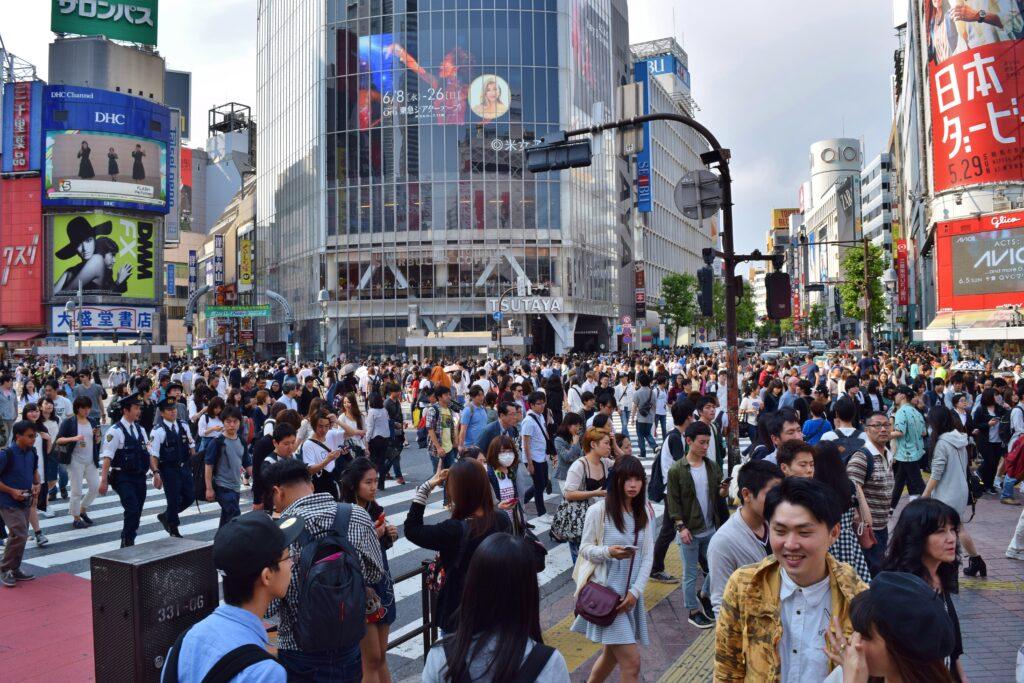 Wat te doen in Tokyo Shibuya crossing