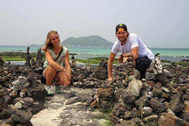 Zuid-Korea: blauwe baaien, vulkanen en wereldwonderen!