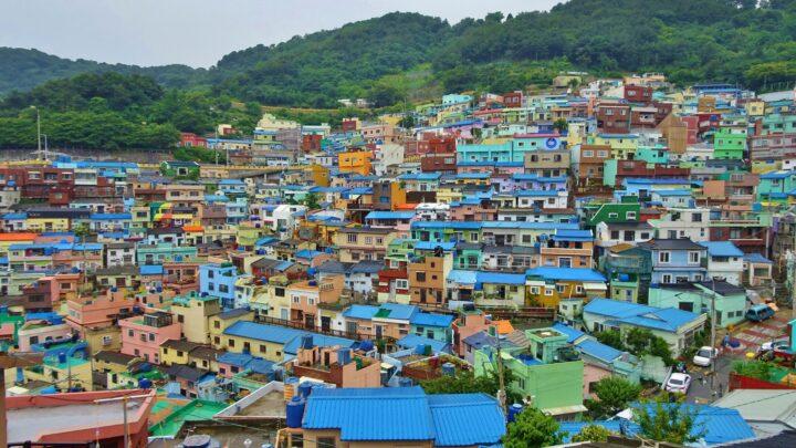 Busan, de meest kleurrijke stad van Zuid-Korea