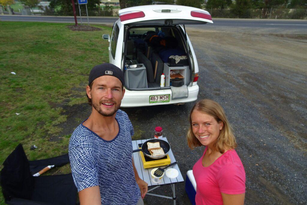 Road trippen op de Great Ocean Road, Australië