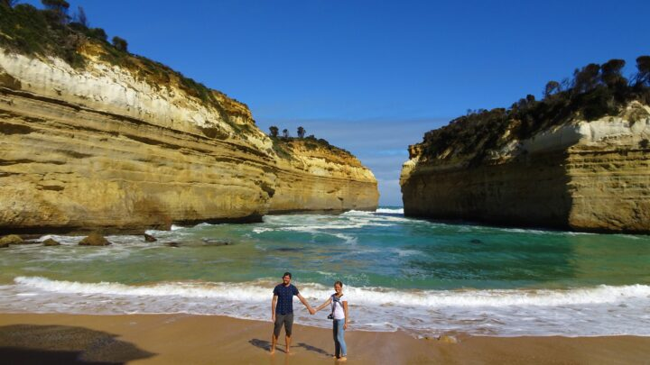 Wellington, Nieuw-Zeeland, en de Great Ocean Road in Australië