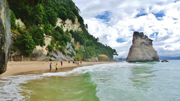 Roadtrip langs de noordkust van Nieuw-Zeeland
