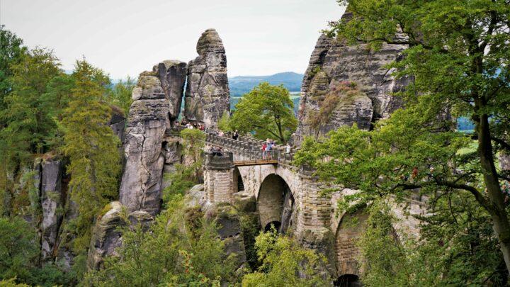 De Bastei Brug in Duitsland: een natuurwonder!