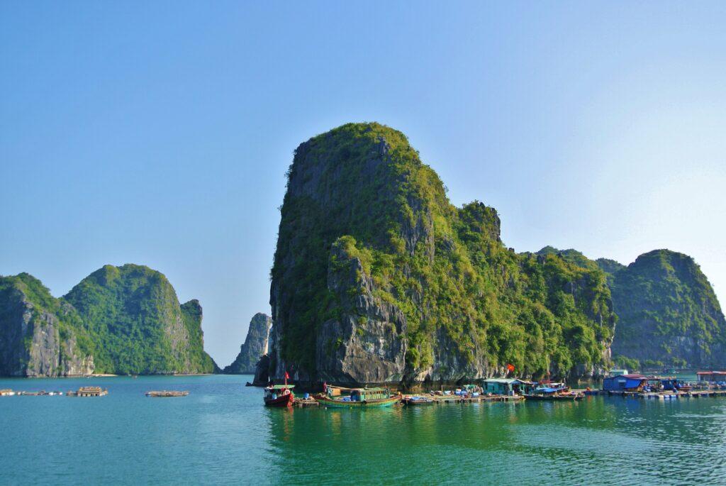 Tips Noord-Vietnam Ha Long Bay