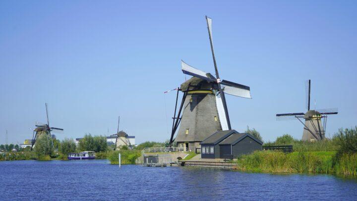 Kinderdijk en Van der Valk Ridderkerk