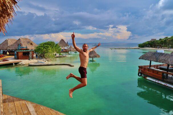 Little French Key: een klein paradijs in Honduras