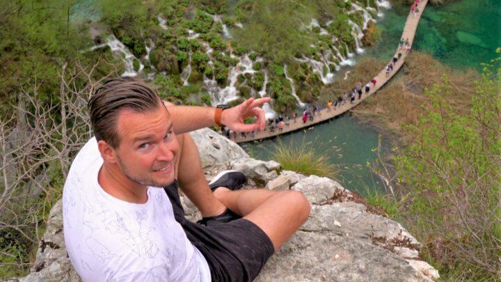 Kroatië rondreis met de auto Part 2: Plitvice