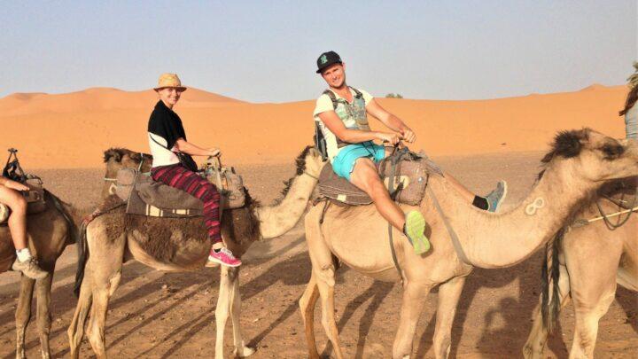 Sprookjesachtige rondreis door Marokko