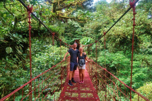Monteverde, de mooiste jungle van Costa Rica
