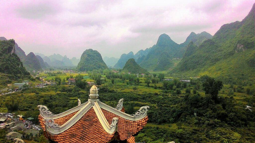 Tips Noord-Vietnam Cao Bang