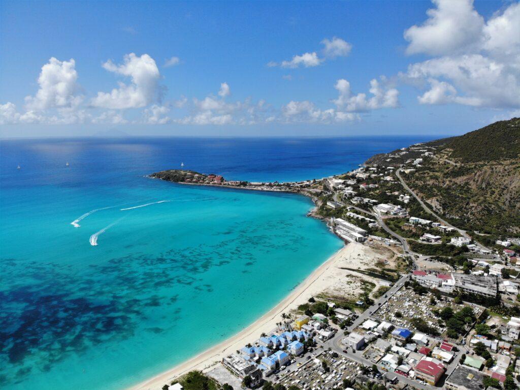 Top 10 Caribische eilanden Sint Maarten