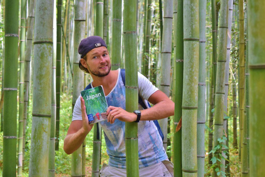 Rondreis Japan Bamboo Grove hoogtepunten bezienswaarigheden