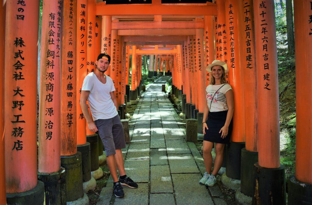 Rondreis Japan Fushimi Inari Kyoto hoogtepunten bezienswaarigheden