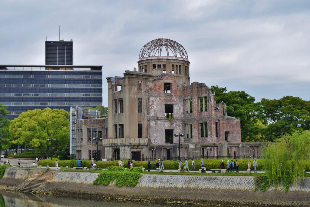 Rondreis Japan Hiroshima Bomb hoogtepunten bezienswaarigheden