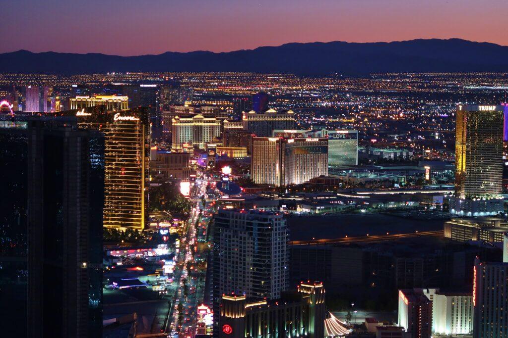 Top 10 westkust Amerika Bezienswaardigheden Las Vegas
