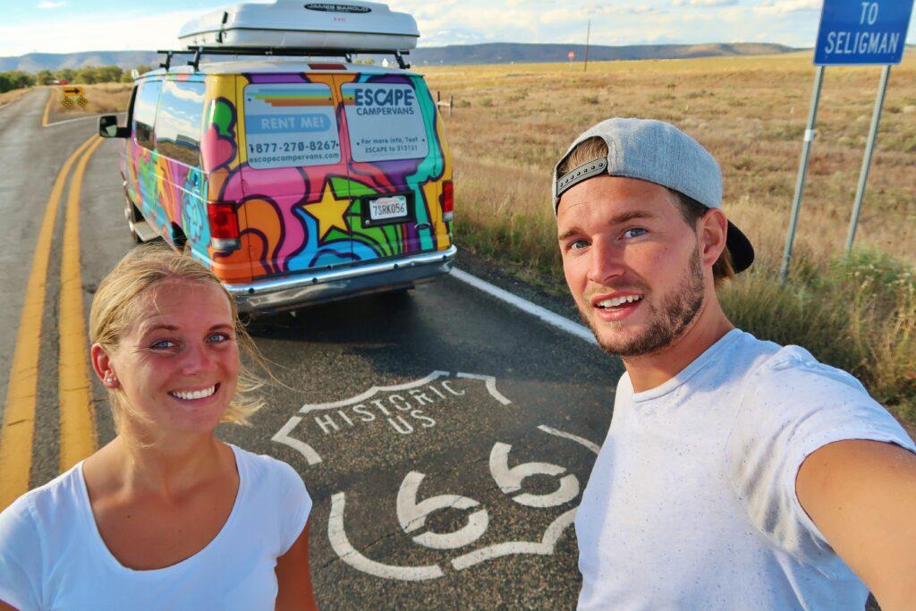 Top 10 westkust Amerika Bezienswaardigheden Route 66