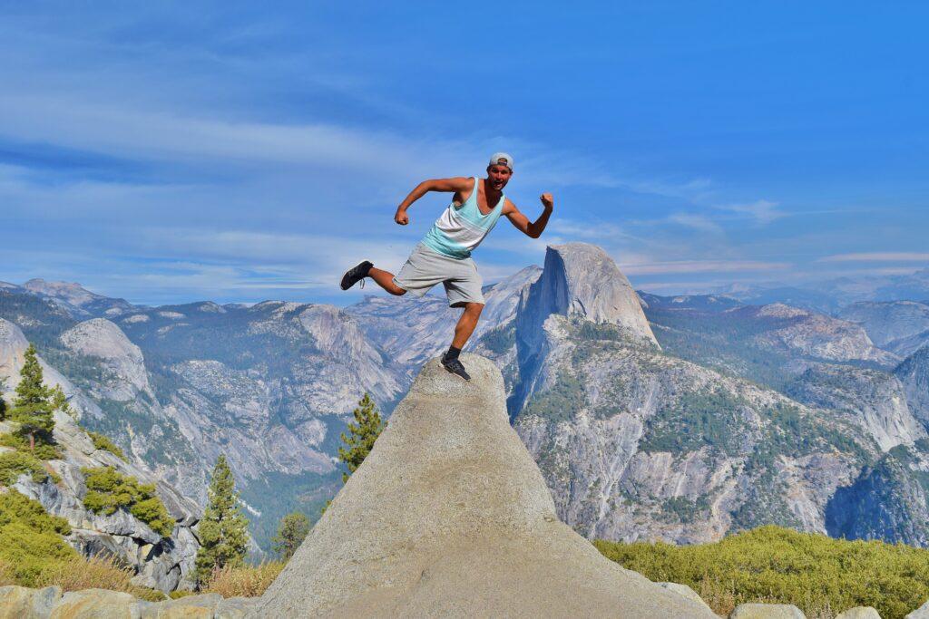 Top 10 westkust Amerika Bezienswaardigheden Yosemite